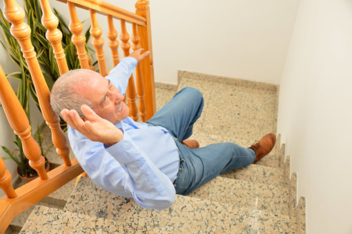 What Physical and Mental Changes Result to Falls
